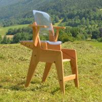 La Chaise pour tous (avec accoudoirs)