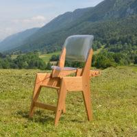 La Chaise pour tous (sans accoudoirs)