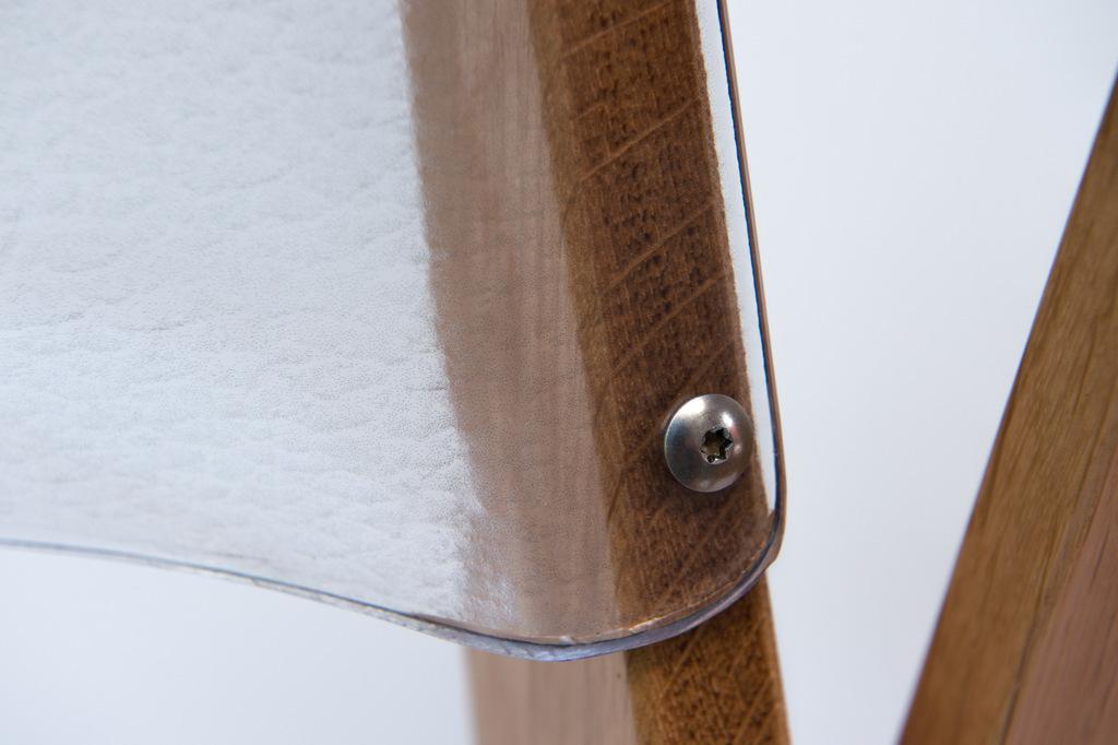 Nos chaises sont réalisées en bois français, issu de forêts gérées durablement a